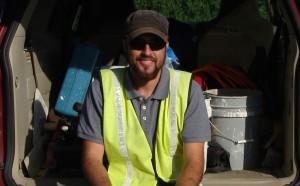 Javier Garcia, Day Laborer Coordinator