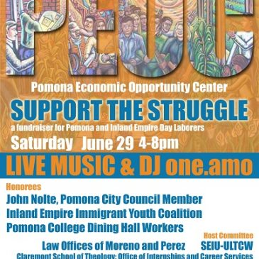 Support the struggle!