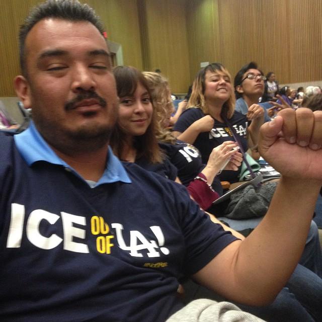 LA County Votes to End 287(g)