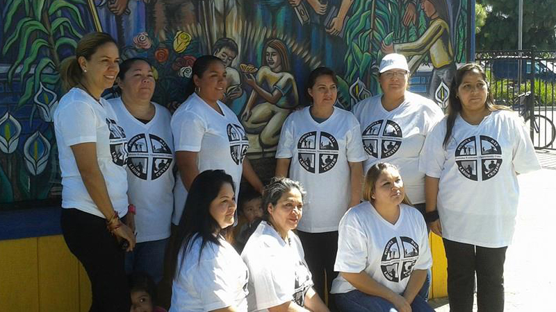 Pomona Day Labor Center launches women's program