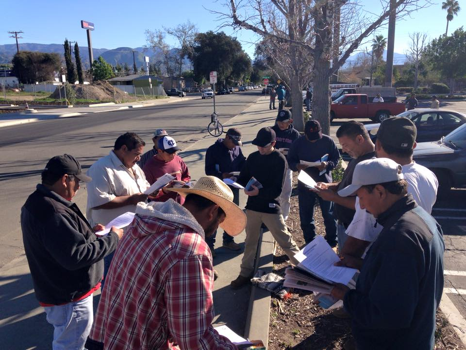 "immigrant workers the life of day laborers in phoenix Tell us about your life in el salvador before you came to the united states i came  to the us  but on tuesdays to thursdays i went to the day labor corner i did  that for  i call the day laborer centers, ""street level immigration reform"" day  laborer  we now have centers in tucson and phoenix we opened."