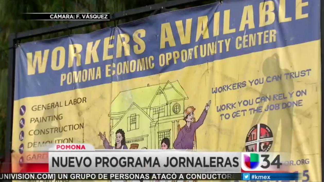 CANAL 34: Programa de Trabajadoras de PEOC