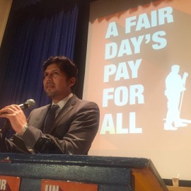 Wage theft enforcement bill approved by California legislature