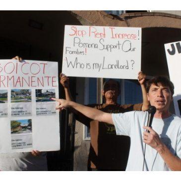 VIVIENDA: Residentes de Pomona protestan condiciones del complejo habitacional Flamingo