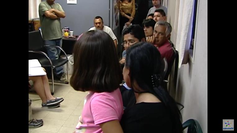 Junta de jornaleros inmigrantes se llevo a cabo en la ciudad de Pomona