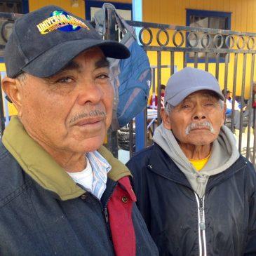 Jornaleros ancianos del sur de California la pasan peor