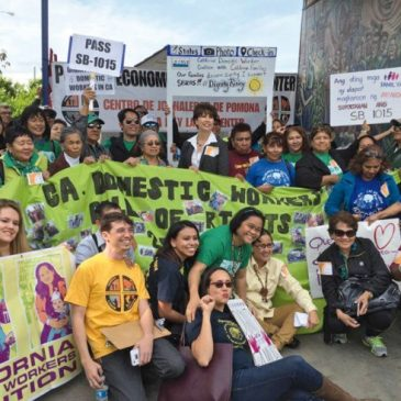 California domestic workers launch drive for protective law