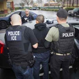 ICE raids net nearly 700 immigrants in series of nationwide sweeps