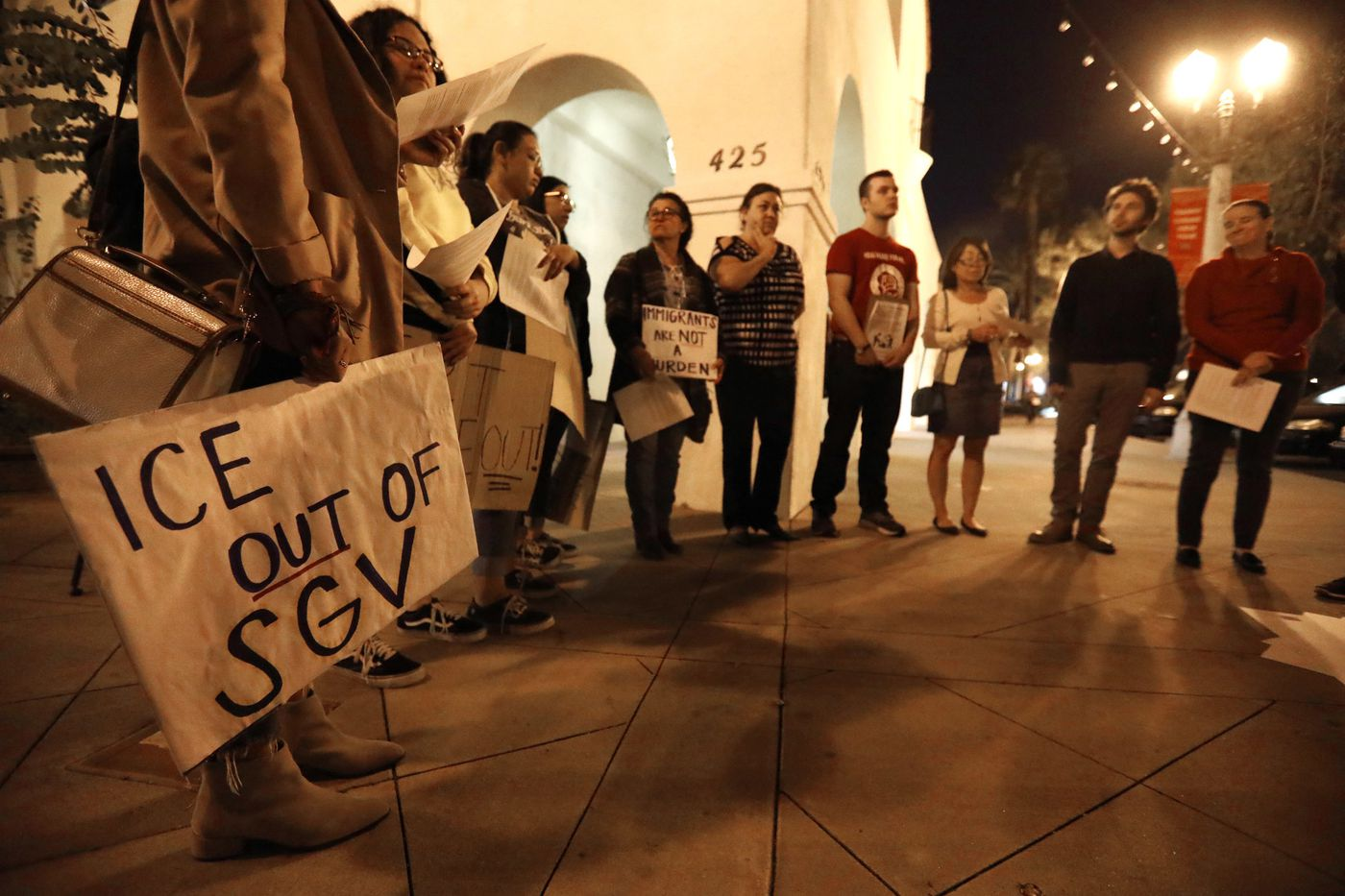 San Gabriel becomes the latest California city to withdraw from ICE collaborations