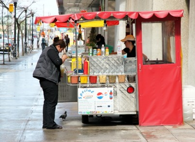 Senator Introduces Bill To Decriminalize Sidewalk Vending In California