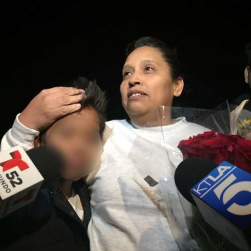Marcelina Rios Free from Adelanto Detention Center