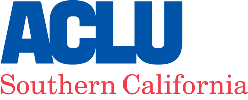 Link to ACLU Southern California Website