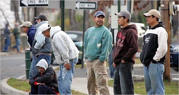 Day Laborer Raids in Inland Empire 2008 – 2009