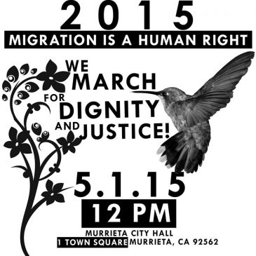 May Day Murrieta 2015