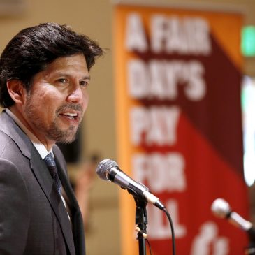 Legislatura de California aprueba severas pena por robo de salario; se espera la firma del gobernador