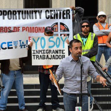 Pomona da fin a su colaboración con ICE