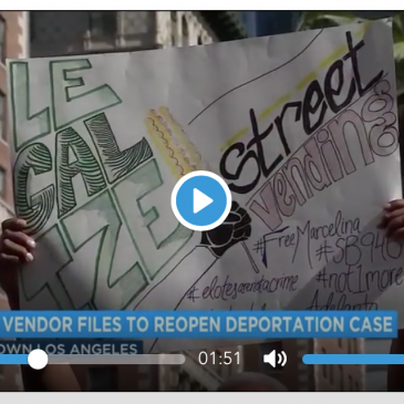 Mother held by ICE near Victorville faces deportation after arrest for selling corn in park